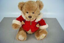 2007 HARRODS Annual Christmas Teddy Bear - Collectable Limited Edition/Birthday