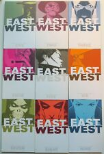 East of West Vol. 1 2 3 4 5 6 7 8 & 9 Image Graphic Novel Comic Book Lot of 9