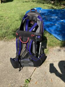 Kelty Kids Base Camp Hiking Child Carrier with removeable Backpack