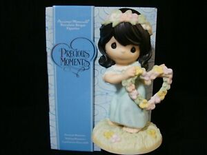 Precious Moments-Hawaii Exclusive-Hula Girl/Lei-2004 Limited Edition