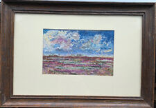 More details for scenic landscape embroidery picture
