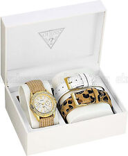 New authentic GUESS Watch, Women's Interchangeable Strap Set 38mm U13597L1 NWT
