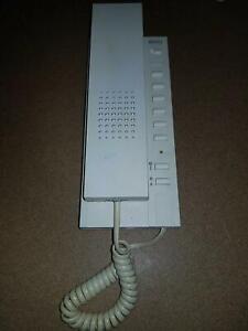 Ritto 4650/72 Wohntelefon elegant weiß TwinBus Sprechanlage 4650/2 4650/02 geb