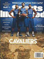 Sports Illustrated Magazine Virginia Cavaliers Mike Tyson Russell Martin Hockey
