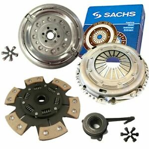SACHS DUAL MASS FLYWHEEL AND PADDLE CLUTCH KIT FOR SEAT LEON HATCHBACK 2.0 TFSI