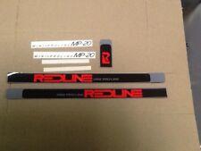 REDLINE FRAME DECALS 80's MINI PRO LINE MP - 20 bmx VINTAGE proline NOS stickers