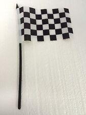 """NASCAR Auto Racing 4"""" x 6"""" Checkered Flag"""