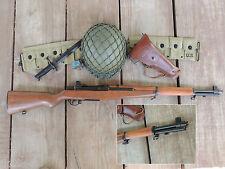 Replica WWII US Army Rifle M1 Garand Non-Firing Movie Prop Gun