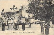 06 - cpa - NICE - Ancien monastère de Cimiez
