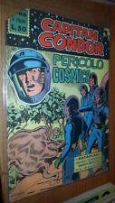CAPITAN CONDOR # 14 - RATAPLAN-EDIZIONI AMERICANE-25 LUGLIO 1962- RARO