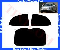 Pellicola Oscurante Vetri Auto Pre-Tagliata Hyundai Accent 3P 06-09 da 5% a 50%