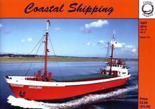 COASTAL SHIPPING magazine; April 2014 (Post free UK)