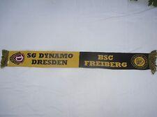 S286 SCHAL BSC FREIBERG - DYNAMO DRESDEN 2014 Ultras DDR Fussball Oberliga DFV