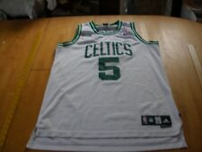 Kevin Garnett Boston Celtics Adidas Jersey M used #5 stitched