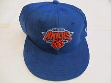 New York Knicks 9 Fifty Snapback Cap por nueva era Tamaño Adulto Pequeño/Mediano Nuevo