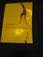 Current Psychotherapies by Raymond J. Corsini and Danny Wedding (1995) Paperback