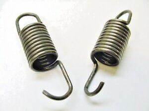 Pontiac 2 Headlight Bulb Adjusting Adjuster Bezel Bucket Door Hook Spring NOS