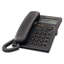 Panasonic KX-TSC11B Standard Phone Corded Black with Caller ID