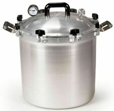 All American 941 41 Quart Pressure Cooker Canner