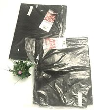 """HAUL MASTER 2 Moving Blankets 40"""" X 50"""" Double Stitched Shipping Furniture Pads"""