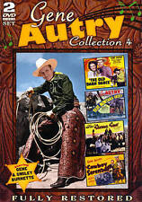 Gene Autry: Collection 4 DVD