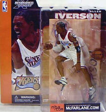 McFarlane Sports NBA Series 1 Allen Iverson Variant Action Figure New