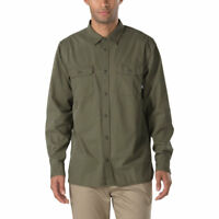 Vans Off The Wall Men's Arlington L/S Woven Shirt (Retail $55)