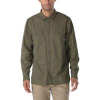 Vans Off The Wall Men's Arlington L/S Woven Shirt (Retail $55)