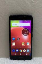 Motorola Moto E Sprint 4th Generation XT1766 16GB Black Smartphone