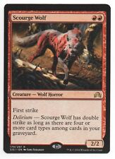 MTG Shadows over Innistrad Rare Scourge Wolf, NM NBP