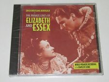 The Private Lives of Elizabeth and Essex/Colonna sonora/KORN ORO (vsd-5696) CD NUOVO