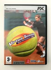 JUEGO PC VIRTUA TENIS DE SEGA PC-CDROM