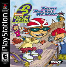 35075 Team Rocket Rescue - Sony PlayStation 1 (2003) SLES 03702