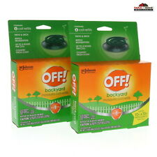 OFF! Mosquito Coil Refills ~ Country Fresh Scent ~ 12 Refills - New