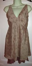 BNWT SARI SILK SHORT STRAPPY LINED SUMMER TOP / DRESS  / T SHIRT BOHO FESTIVAL