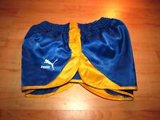 PUMA D5 M West Germany SPRINTER Glanz Shiny Nylon Shorts Glanzshorts Laufhose