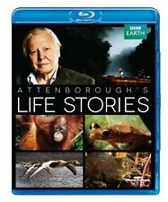 NEW - Life Stories (David Attenborough) (Blu-ray)