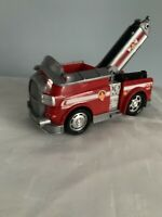 PAW PATROL MARSHALLS FIRE TRUCK VEHICLE ENGINE WITH FIGURE