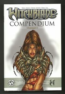 Witchblade Compendium HC Limited Edition #1-1ST FN 6.0 2008