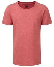 T-shirts et hauts rouge à manches courtes pour garçon de 10 ans