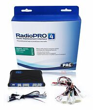 PAC RP4.2-TY11 Radio Replacement & Steering Control for Toyota/Scion/Lexus