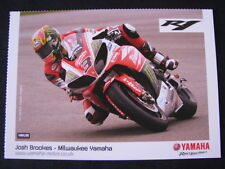 Milwaukee Yamaha YZF-R1 BSB 2014 #3 Josh Brookes (AUS)
