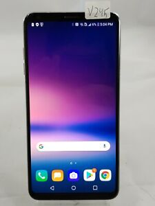 """LG V30 ThinQ H932 64GB T-Mobile ONLY 6"""" Android Smartphone Cellphone Silver V245"""