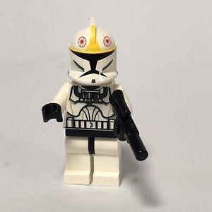 LEGO Star Wars Clone Pilot (Clone Wars) Minifigure. sw0191. 7674.