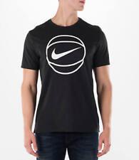 NIKE Men's Apparel Summer Wash Black Old Fashion T Shirt Size XL NEW  NWT