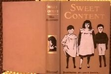 Sweet Content by Mrs Molesworth (1891? Hardcover)