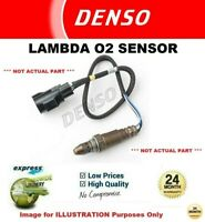 DENSO LAMBDA SENSOR for RENAULT TWINGO II 1.2 TCe 100 2011->on