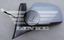 WING MIRROR SUZUKI SX4 (EY/GY) 06.-13. LEFT-PASSENGER ELECTRIC PRIMED