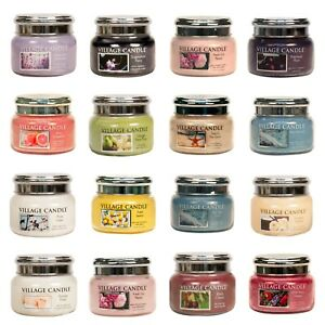 Village Candle Double Wick Small Candle Jar - Various Fragrances
