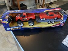 New ListingAdventure Force Remote Control Model Vehicles F-150 Truck Trailer and 68 Mustang